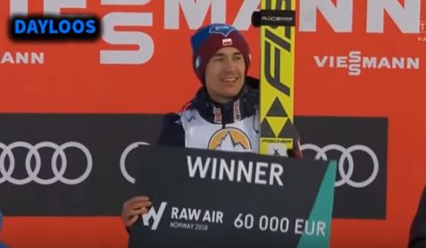 Kamil Stoch – Raw Air 2018